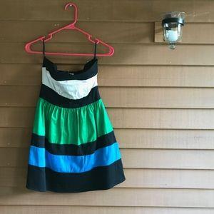 Adorable Strapless Dress